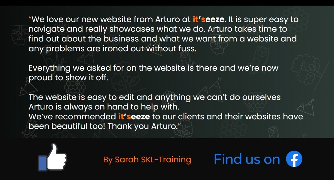 Web designers based in Harborne and serving local businesses